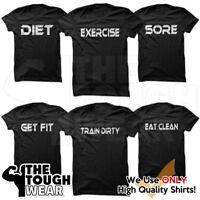 Gym Rabbit Gym Men's Bodybuilding T-shirt -Fitness & Workout Motivational Tees