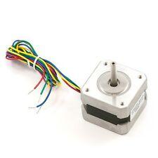 Motor paso a paso con Cable 12 V Nema 17 Mercury bipolar 4-Wire Cable robótica Motor