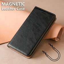 For Motorola Moto G8 Power Lite G7 Play G6 Plus Magnetic PU Leather Wallet Case