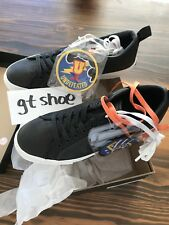 Converse POORMAN WEAPON Low UNDEFEATED UNDFTD BLACK WHITE ORANGE Sz 10