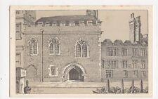 Eastbridge Hospital of St Thomas Canterbury Vintage Art Postcard 289a