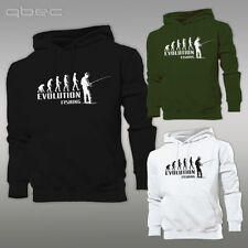 Fruit of the Loom Men's Graphic Polycotton Hoodies & Sweats