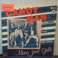 "Mary Jane Girls – Candy Man (Vinyl 12"", Maxi 33 Tours)"
