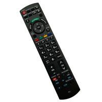 For Panasonic TC-P42ST30 N2QAYB000704 N2QAYB000777 Plasma HDTV TV Remote Control