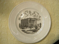 Wedgwood Commemorative Plate the Founding of Belleville, Il