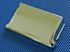 VINTAGE 59 ri USA Fender Strat Chrome ASH TRAY COVER Stratocaster Guitar
