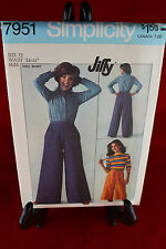 Simplicity 7951 Size 12 Sewing Pattern
