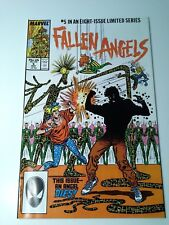 Fallen Angels Limited Series -  Issue #5