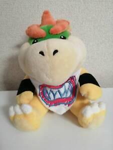 Official Sanei Super Mario Bowser JR. Plush Nintendo Japan Ultra Rare AUTH 2009
