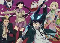 Japanese Anime KonoSuba Poster Hui hui Group High Grade Glossy Laminated
