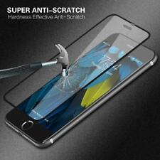 For iPhone 8 Screen Protector 3D Edge to Edge Gorilla Tempered Glass Film Black