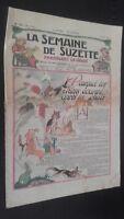 Rivista per Lettera La Settimana Di Suzette che Appaiono Il Giovedì 1930 #10 ABE
