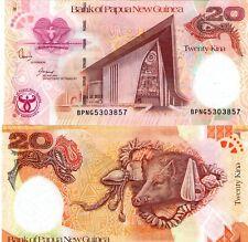 PAPUA 20 KINA