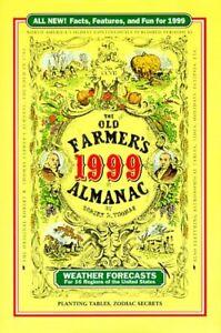 The Old Farmers Almanac 1999
