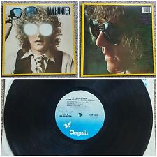 IAN HUNTER You're Never Alone With A Schizophrenic LP Vinyl STERLING PRESSING