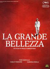 Dvd LA GRANDE BELLEZZA - (2014) ***Paolo Sorrentino***....NUOVO