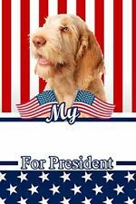 My Spinone Italiano For President: 2020 Electio, Cole-,
