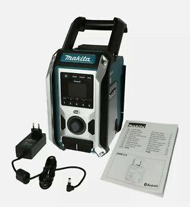 Makita Baustellenradio dmr115 DAB+, Bluetooth, Akku, NEU u. original verpackt