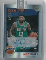 2019-20 Panini Hoops Tribute Kyrie Irving Rookie RC Auto Autograph 3/10 Nets