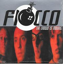 FIOCCO - The crowd is moving CD SINGLE 2TR Trance 2000 BELGIUM CARDSLEEVE