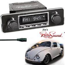 RetroSound 68&UP VW Bug/ Beetle Laguna-C Radio/3.5mm AUX-In for ipod/Blaupunkt
