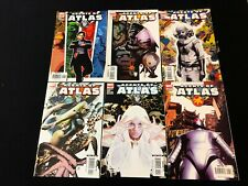 Agents of Atlas Vol.1 # 1,2,3,4,5,6 - 2006