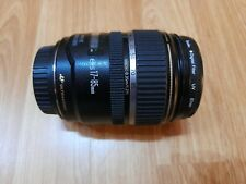 Canon EF 17-85mm f/4.0-5.6 EF Lens Details To follow