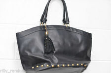 New Look Patternless Synthetic Outer Handbags