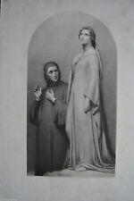 Originaldrucke (1800-1899) aus Italien mit Radierung