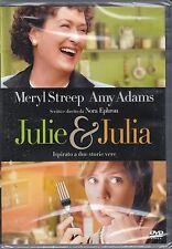 Dvd **JULIE & JULIA** Con Meryl Streep nuovo 2009