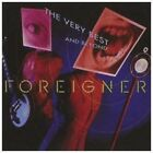 Foreigner - The Very Best And Beyond (NEW CD)