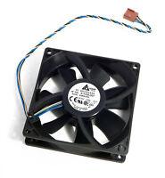 HP  AUB0912HH 92x25mm 12V 0.40 A 4-wire Fan 411456-001 Fan Only. No case