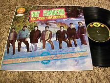 Ray Camacho And The Teardrops Tex-Mex LP Falcon Label!