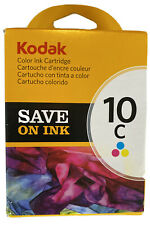 Kodak Color Ink Cartridge 10C, 420 pages New In Box