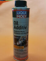 Liqui Moly Oil Treatment Additive Engine Lubricant Friction Reducer 300ML MOS2