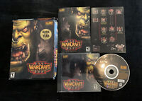 WarCraft III (3): Reign of Chaos PC **Complete In Box**