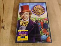 Willy Wonka and the Chocolate Factory (DVD, 2011, 40th Anniversary,WS) Brand New