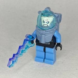 Super Heroes Mr Freeze white Figure Head 7783 7784 0265 NEW LEGO