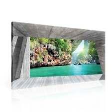 Deko-Bilder aus Leinwand mit Natur-Motiv