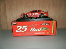 Ricky Craven Budweiser Louie The Lizzard 1/18 Scale