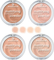 essence mattifying compact powder four different shades the best powder make up