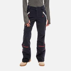 New Womens LARGE KITH x Columbia ASPEN Titanium Snow pants 3M SKI ABYSS BLUE