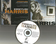 EMMYLOU HARRIS Wrecking Ball 1996 USA PROMO DJ CD Single NEIL YOUNG Remake Cover