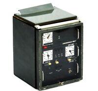 LARGE 3TIER CHRONOPULS EM2 QM51 LSM SHIPS MARINE CONTROL PANEL CHRONOMETER CLOCK