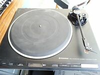 Pioneer PL-230 Automatic Turntable Belt Drive FOR PARTS OR REPAIR ONLY!