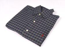 Ralph Lauren Polo Slim Fit Check Men Shirt Size M
