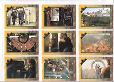 1994 Stargate Movie Premium Trading Cards and Stargate Game Cards