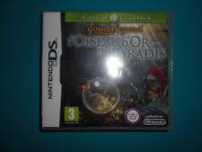 18.2.11.12 L'oiseau d'or du paradis youda legend Nintendo jeu DS FR notice