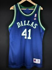 Autogramm Rookie Nowitzki Dallas Mavs NBA Basketball Trikot Jersey Doncic Signed