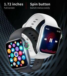 2021 New IWO13 Pro Series 6 T800 Smart Watch Body Temperature Fitness Tracker